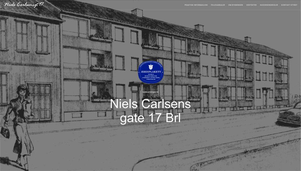 Niels Carlsens gate 17 brl